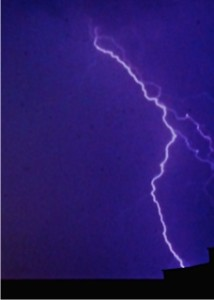 My lightening shot