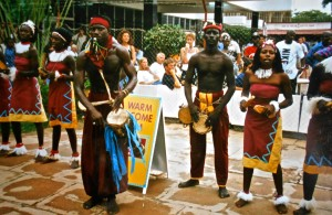 A Gambian welcome